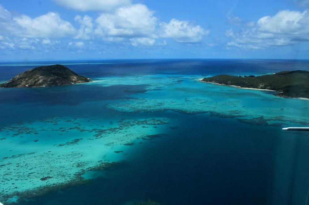 The Great Barrier Reef (Australia)